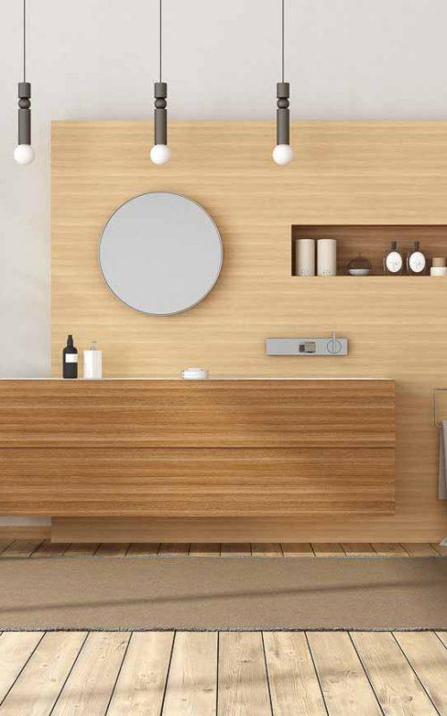 minimalist-bathroom-with-wooden-furniture-TXYGE8P